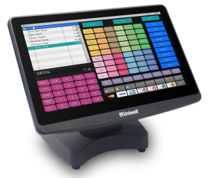 The ultimate cafe POS - Uniwell HX-5500 - Uniquely Uniwell