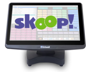Cafe Customer Loyalty Skoop #uniwell4pos #uniquelyuniwell #skooployalty